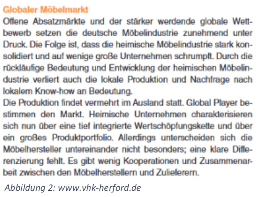 Die Verbände der Holz-,  Kunststoff- und Möbelindustrie  Nordrhein-Westfalen e.V.